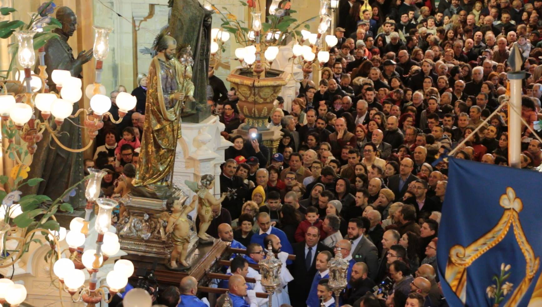 "St Joseph ""San Ġużepp"" feast celebrations in Rabat"