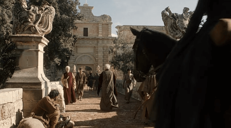 Game of Thrones, King's Landing