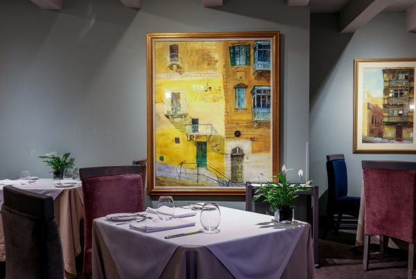 Michelin Star Restaurant in Malta - de Mondion